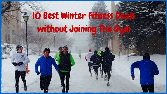 10 Best Winter Fitness Deals Without Joining the Gym