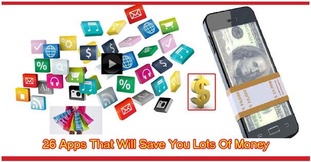 Apps To Save Money