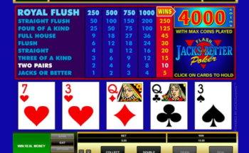 7 Video Poker Variants