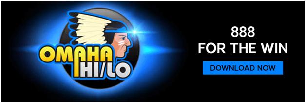 888 poker - Omaha Hi Low