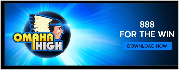 888 poker - Omaha High