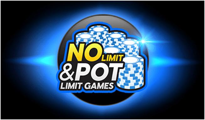 888 poker no limit pot limit