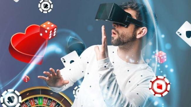 AR VR Casino Gaming