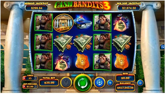 About cash bandit 3