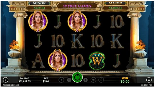 Achilles-Deluxe-slot-Free-spins