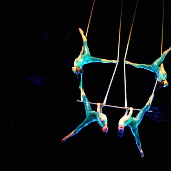 Airborne Stunts
