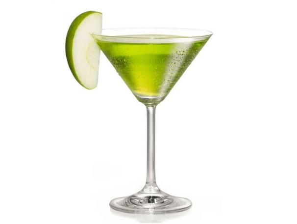 Appletini drink