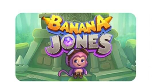 Banana Jones specialty game