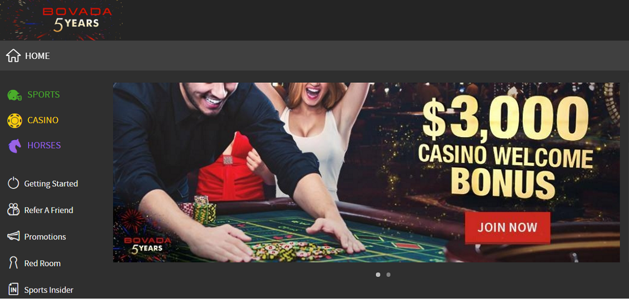 best online casino websites sizzling