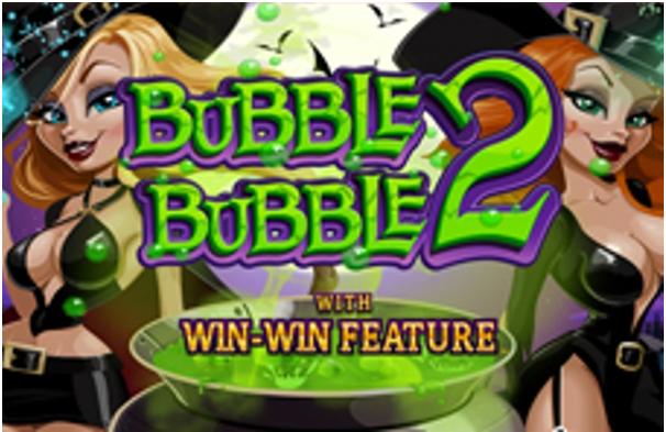 Bubble Bubble 2 slot game