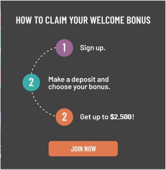 Cafe casino - How to claim bonus