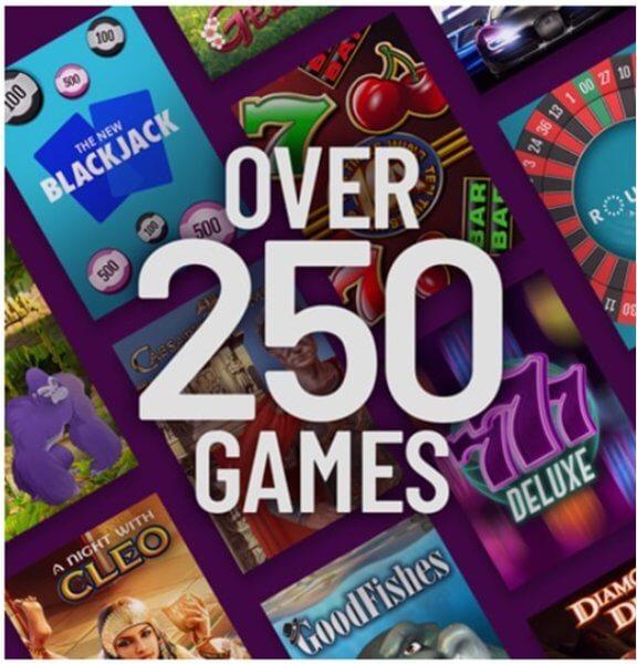 Cafe casino games