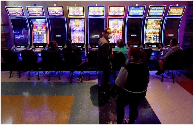 Can coronavirus be found at casinos
