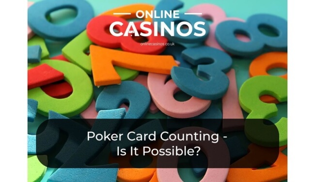 Card Counting is Possible
