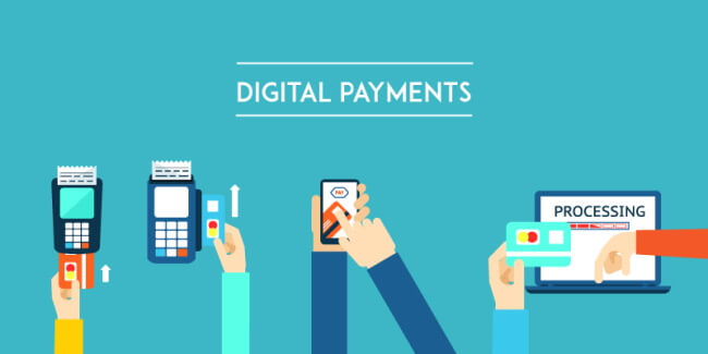Cashless and Digitized Payments