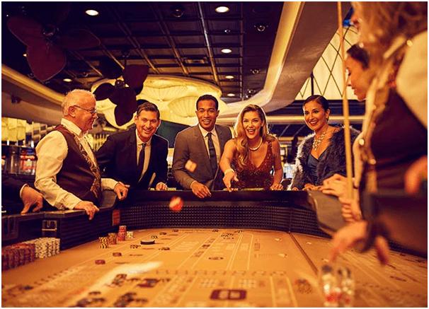 Casino games at Atlantis