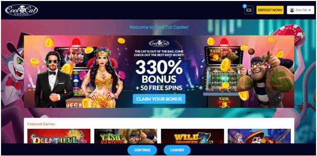 Cool Cat Casino Inclave