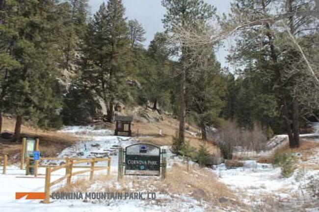 Corwina Mountain Park