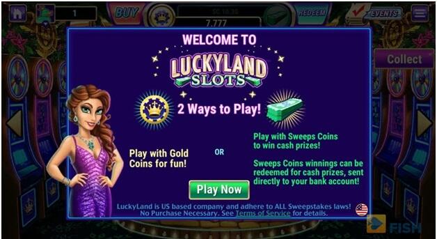 Currencies at luckyland slots