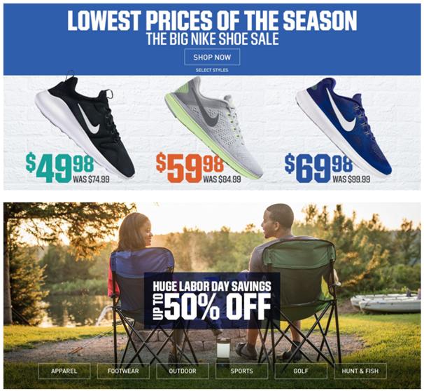 Dicks Sporting goods deals