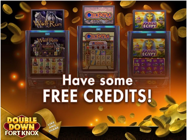Double down fort knox free credits