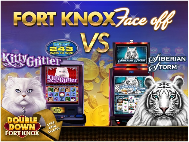 Double down fort knox slots