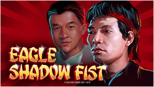 Eagle Shadow Fist- New RTG Slot game