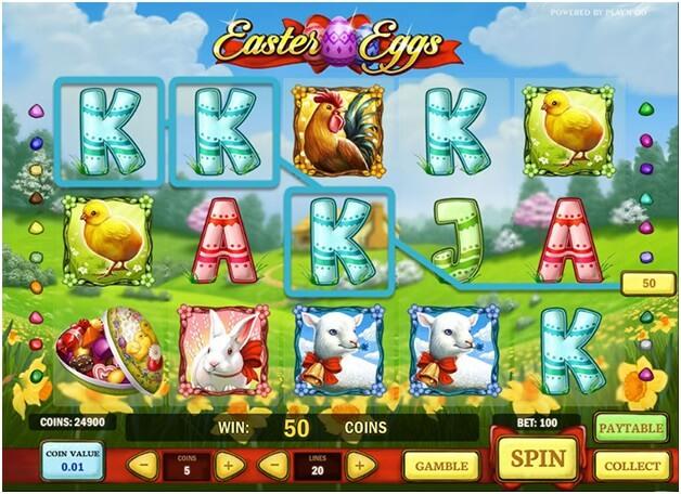 Easter Eggs Slots