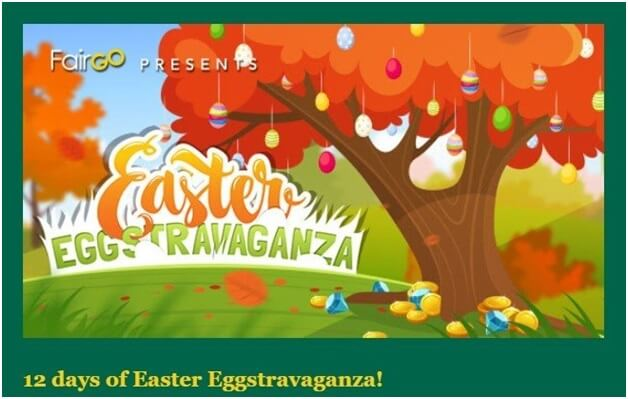 Fair Go Casino Easter bonus