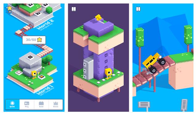 Fancade game app