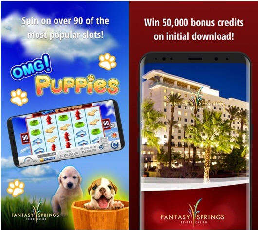 Fantasy Springs app download