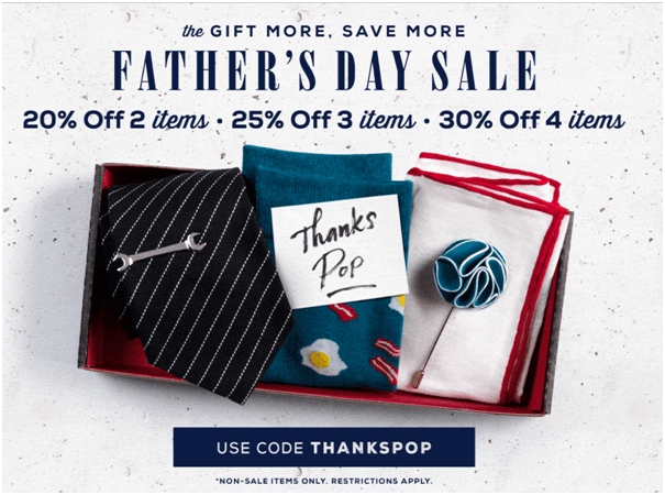 Father Day Gifts discounts