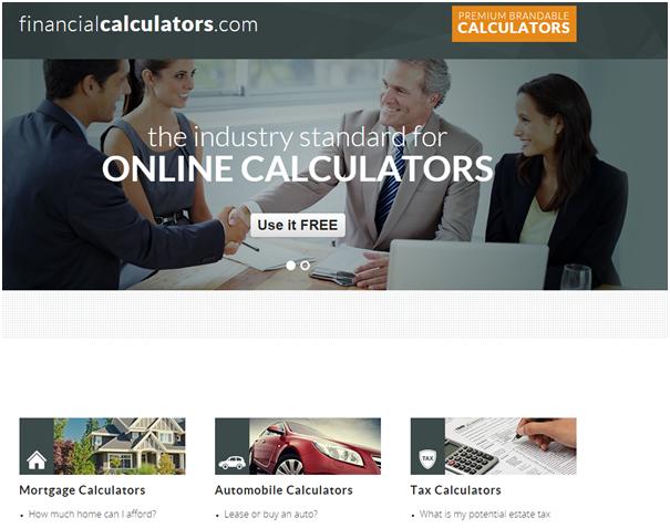 Financial Calculators