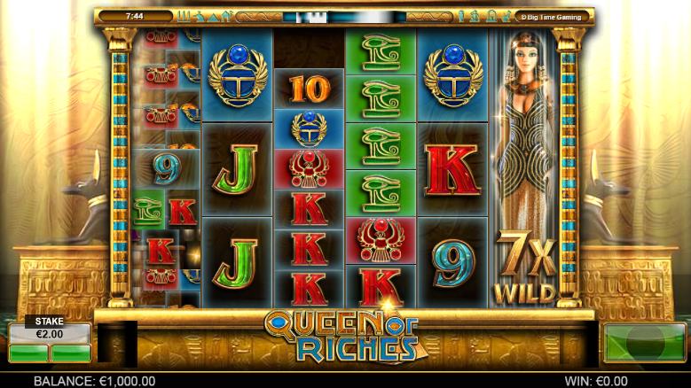 Free Queen of Riches Slot 2