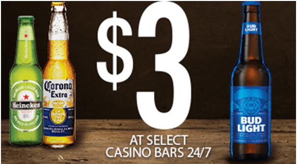 Freemont Casino Buffet deals