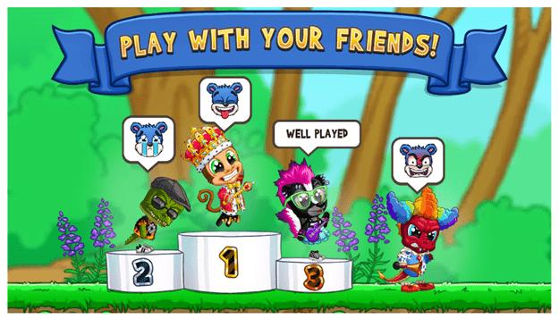 Fun run 3 game play