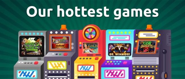 Games to Play at Croco Pokies App