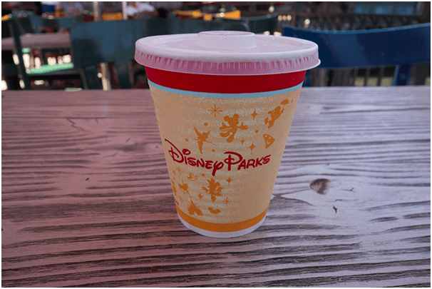 Get water for free at Disney World