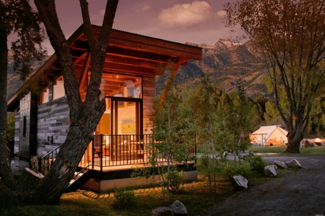 Getaway's Tiny Cabins, Nationwide