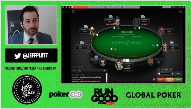 Global Poker Social Casino