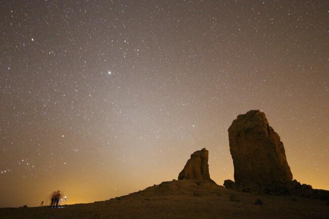 Go stargazing, the Canary Islands, Spain