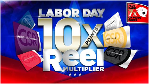 Labor day giveaways