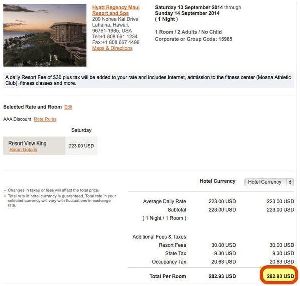 Group savings on Hotels