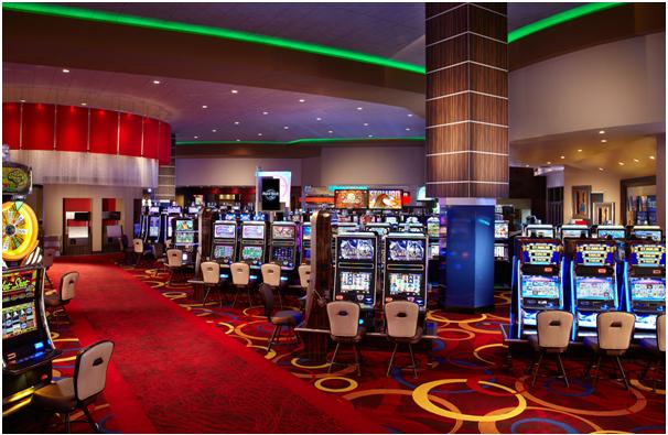 Hard Rock Casino Ohio - Slot machines