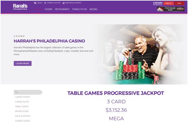 Harrah's online casino