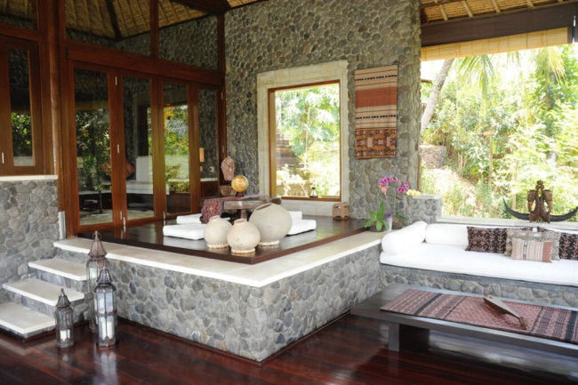 Hermitage House at Wu Wei Bali