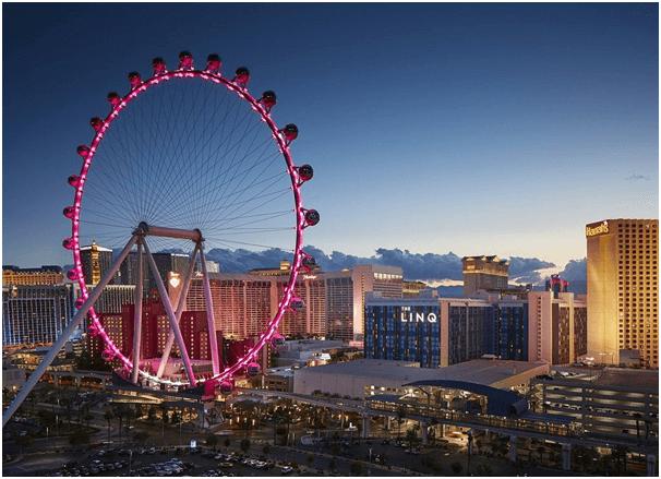 High roller Vegas