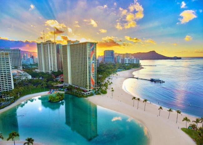 Hilton Hawaiian Village Waikiki Beach Resort (Waikiki, Oahu)