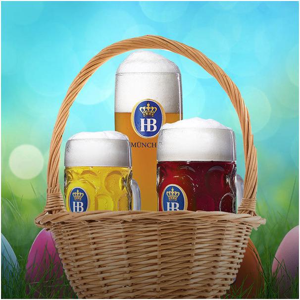 Hofbrauhaus Easter