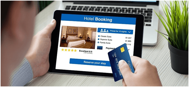 Hotel bookings and Discounts